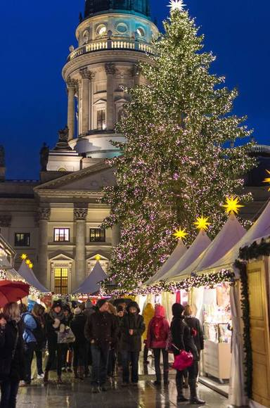 Holiday How-to Go to Gendarmenmarkt