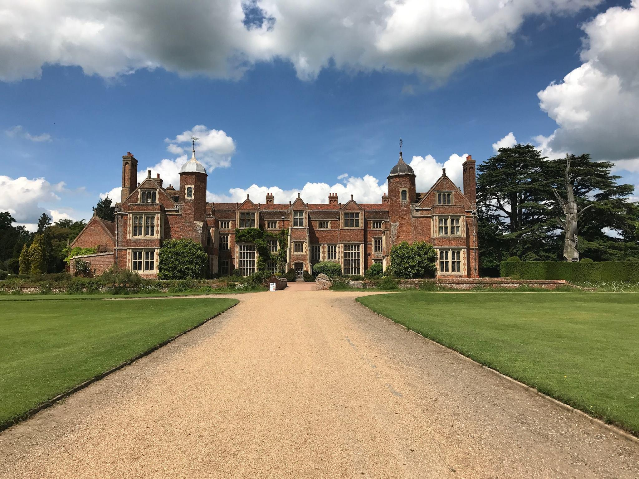 Kentwell Hall of Long Melford